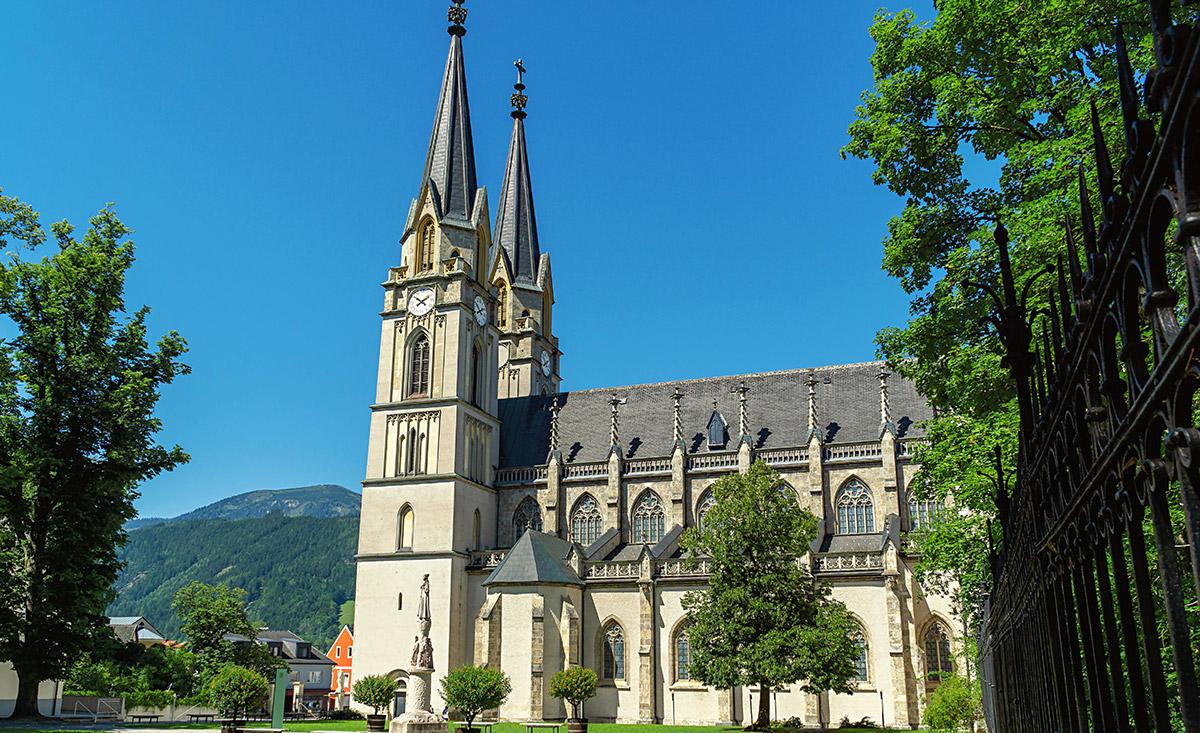 Abadía de Admont - copyright Shutterstock.com/bilderkarl