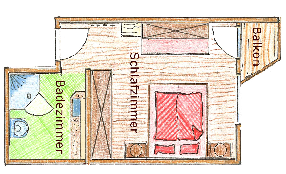 Habitación Panorama 1