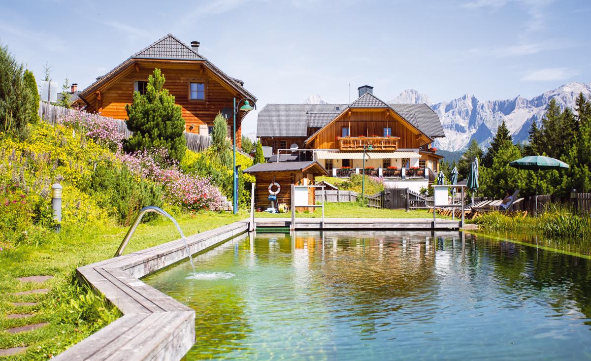 Cabana alpino Comfort Dachstein
