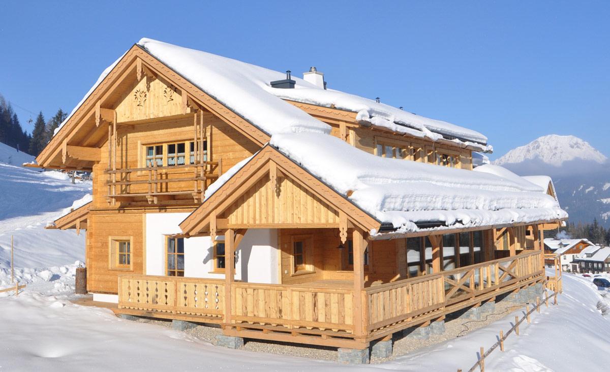 Chalet Premium Alpenfürst 1