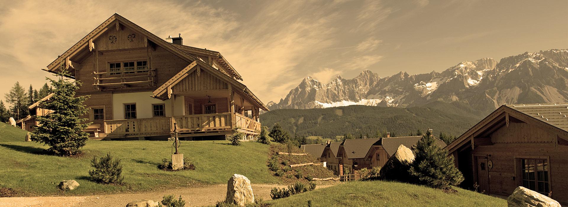 Almdorf австрия