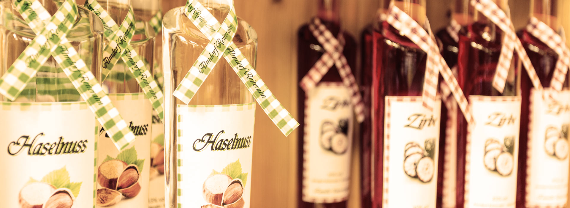 Almdorf-alcohol