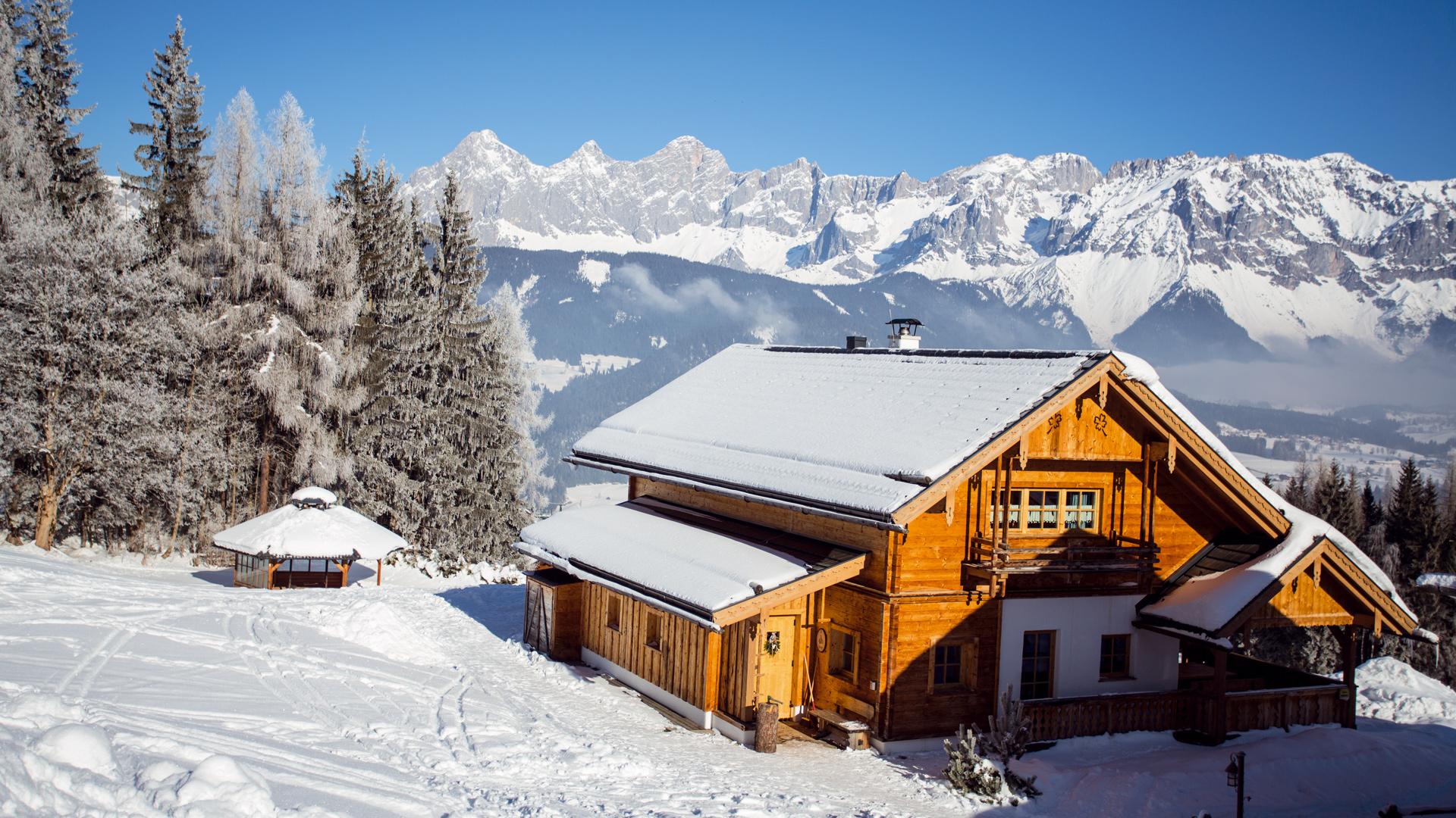 ski vacation austria