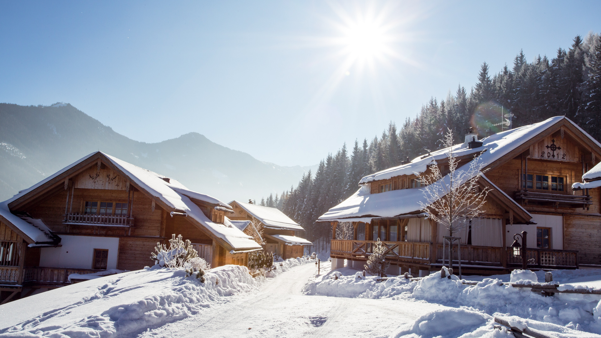 winter vacation-schladming