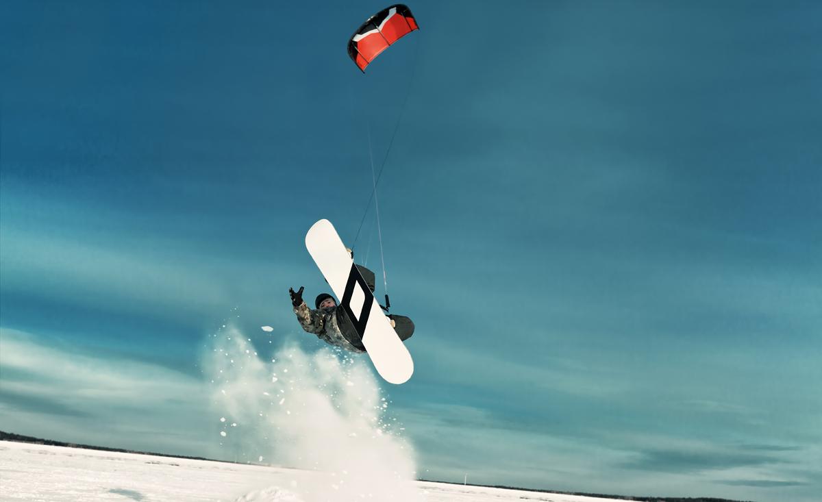 Сноуборд-3