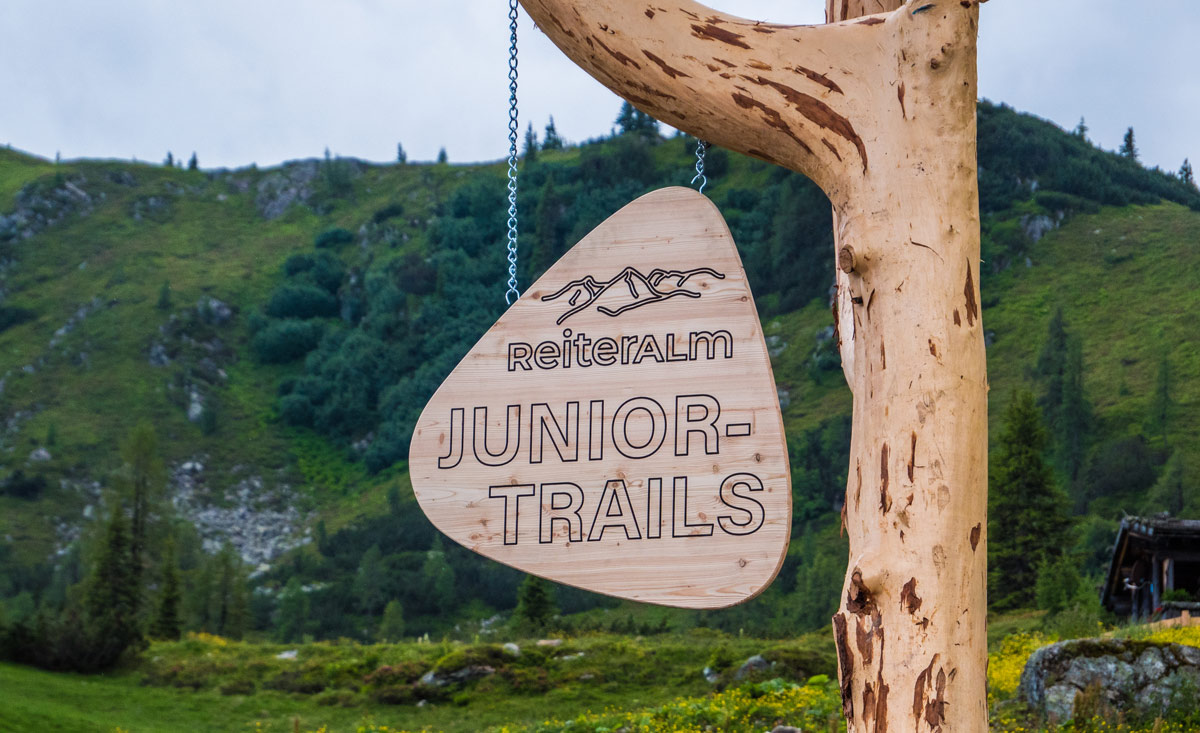 © Junior Trails Reiteralm 2