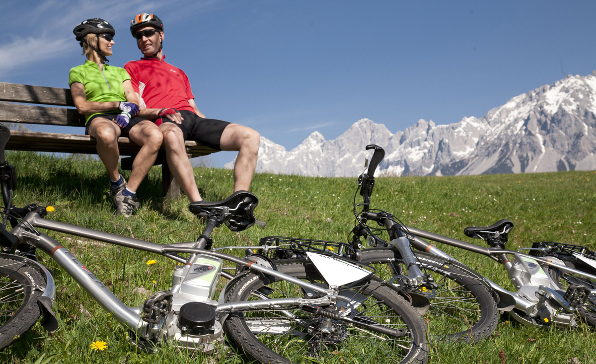 Mountain bike Schladming Dachstein