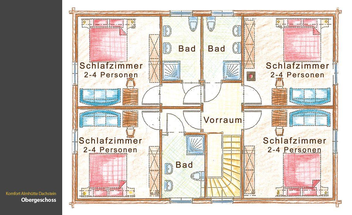 Confort Almhütte Dachstein 1