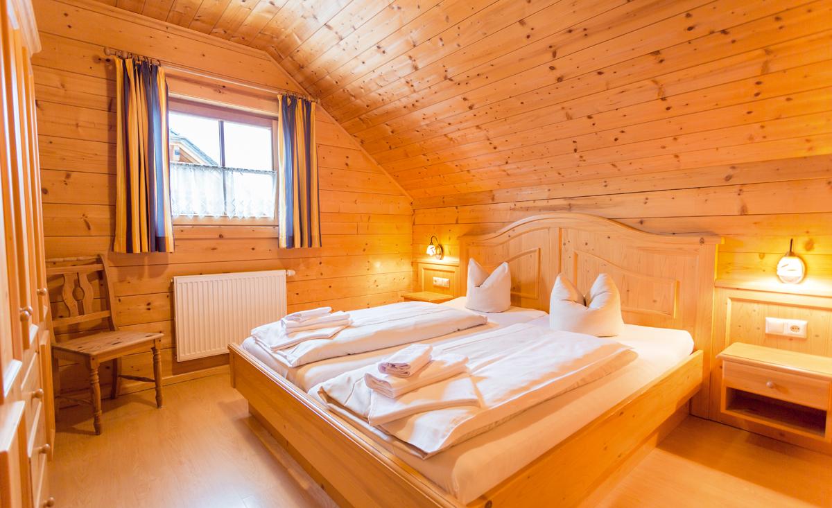 Confort alpino cabaña de genciana.