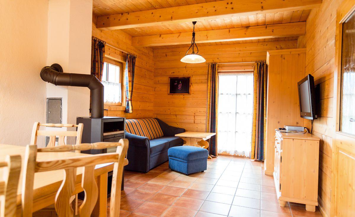 Conforto alpino cabana genciana